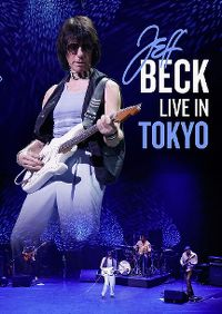 Cover Jeff Beck - Live In Tokyo [DVD]